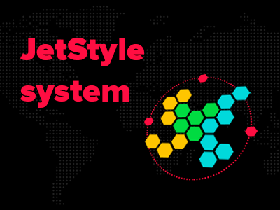 JetStyle System: Our agency structure
